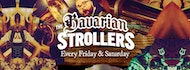 THE BAVARIAN STROLLERS - SATURDAY PACKAGES