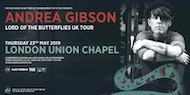 Andrea Gibson - Lord of The Butterflies Tour (Union Chapel, London)