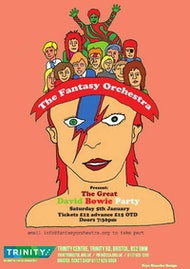 THE GREAT BOWIE PARTY