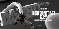 Dazed Presents: High Contrast & S.P.Y