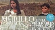 Visita familiar al hospital de los Venerables:taller Murillo