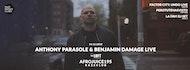 Anthony Parasole & Benjamin Damage Live @ The Loft | Fuego W- Afrojuice195 @ Razzclub