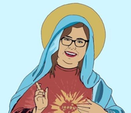Alison Spittle- Mother of God