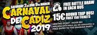 CARNAVAL DE CADIZ 9th March by Erasmusic