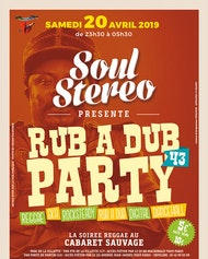 Rub A Dub #43