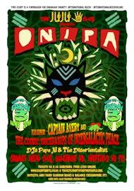 The JuJu Club presents Onipa