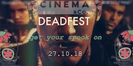 DEADFEST | Halloween Party | Cinema & Co.