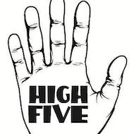 High Five for Christmas