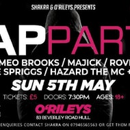 RAP PARTY with Friends / Sun 5th May / Hull