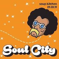 Transmission Funk & Surco present 'Soul City'
