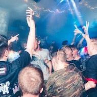 Wrong Crowd - Alt anthems all night!