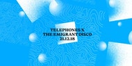 Telephones x The Emigrant Disco x Distortion Christmas Parties