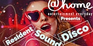 @home Presents: Resident Sound Disco