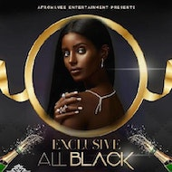 Exclusive All Black Party