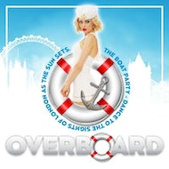 Going Overboard Sunset Cruise followed by free party at Lightbox