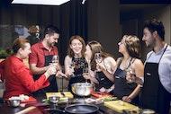 Tour por el mercado de Zaragoza y clase de cocina española