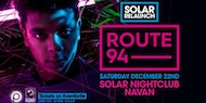 SOLAR Relaunch w/ ROUTE 94