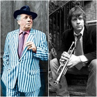 Jazz documentary films - Richard Turner and George Melly