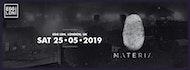Egg LDN Pres: Materia with Marco Bailey, Vril (Live), Jonas Kopp
