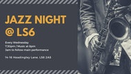 LS6 Jazz Night - Hannah Hutton