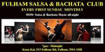 Fulham Salsa & Bachata Club every First Sunday