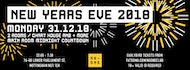 NYE 2018 @ NG-ONE NOTTINGHAM