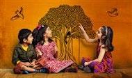 Three Sat Under the Banyan Tree