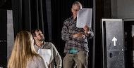 Moon Fly Theatre Company rehearsed readings