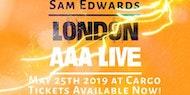 London AAA Live - Cargo