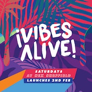 VIBES ALIVE 003 Ft. TINO @ HEX ♫ Free Tickets + £1 Drinks ★