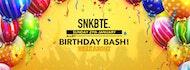 SNAKEBITE SUNDAYS @WALKABOUT // A-LIST BIRTHDAY BASH!