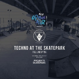 Haus22 presents Techno at the Skate Park