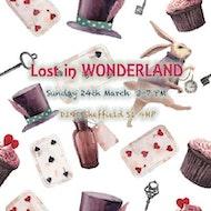 Lost in Wonderland Tea Party