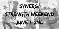 SYNERGI Strength Weekend