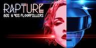 Rapture Halloween Special - 80's & 90's Floor Fillers!
