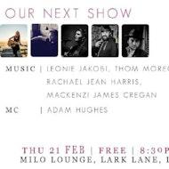 Fundraiser for DKMS UK - Leonie Jakobi & Friends