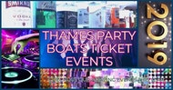 Boat Party - Saturday 17th August