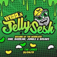 WBBL's Jelly Sesh: A.Skillz / Dutty Moonshine b2b Howla +More!