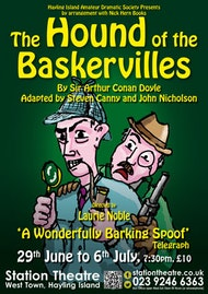 The Hound of the Baskervilles (A HIADS production)