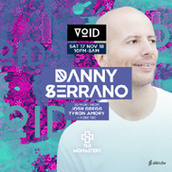 VOID// Danny Serrano this Saturday