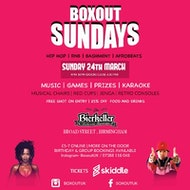 Boxout Sundays- March Edition