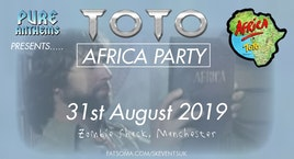 Toto - Africa Party 2019 - Manchester