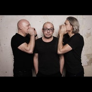 RYMDEN: Dan Berglund, Bugge Wesseltoft, Magnus Ostrom at The Stoller Hall Manchester