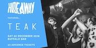 Hideaway feat TEAK