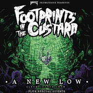 Footprints In The Custard 'Album Launch Party'