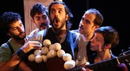 Emportats da compañía La Trócola (Teatro Colón)