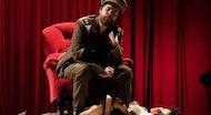 O rei morre (sábado) (Teatro Rosalía Castro)