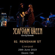 Seafoam Green LIVE & Electric