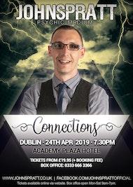 Dublin - Connections Tour (Psychic Medium John Spratt)