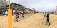 ITF G5 Beach Tennis Tournament - Brighton